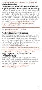 literatur - Autoren-Archiv Dillenburger und Literarischer ... - Page 7