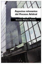 privados - Comisión Nacional de Arbitraje Médico