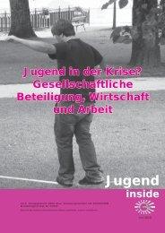 Jugend - Dachverband der Offenen Jugendarbeit