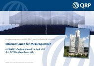 Flyer Medienpartner QRP 120821.indd - QRP Management ...
