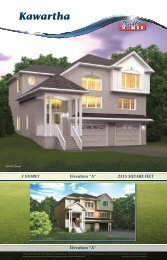 Kawartha - Pratt New Homes Innisfil