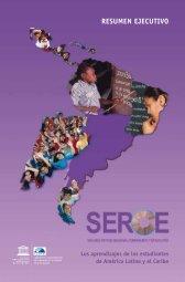 Los Aprendizajes de los estudiantes de América ... - unesdoc - Unesco