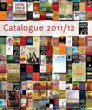 Catalogue 2011/12 - HSRC Press