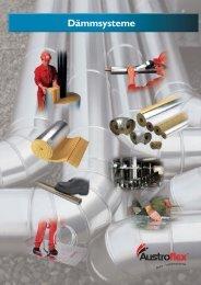 Dämmsysteme - Austroflex Rohr