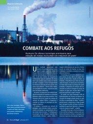 COmbate aOs refugOs - Revista O Papel