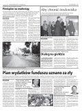 Ręszów będzie mia³ wodoci¹g Na razie strajku nie będzie ... - Lubin - Page 7