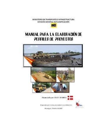 Manual Elaborar Perfiles de Proyectos Final