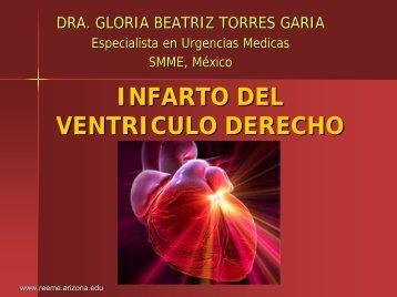 Infarto del Ventriculo Derecho - Reeme.arizona.edu