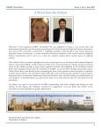 NARSC newsletter - North American Regional Science Council - Page 2