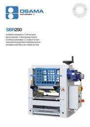 sBR250 - RT servis