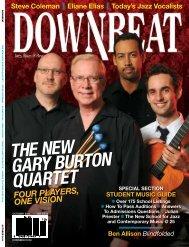 Where to Study Jazz - Downbeat