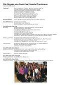 Geschäftsbericht Saas-Fee/Saastal Tourismus ... - RW Oberwallis - Seite 2