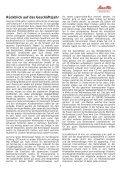 Geschäftsbericht Saas-Fee/Saastal Tourismus ... - RW Oberwallis - Seite 3