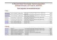 Felső tagozatos tankönyveink természettudományokhoz