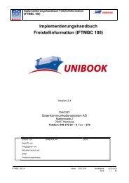 IFTMBC 108 - DAKOSY Datenkommunikationssystem AG
