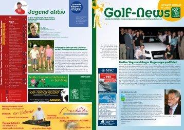 Golfwoche vom 02. – 09. August - Donau Golf Club Passau ...