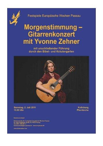 Flyer Veranstaltungen Kollnburg