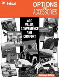 Options Accessories Spec sheet b-1659 Ver 10/01 ... - RenTrain