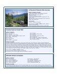 Spotlight on Alberta - April 2007 - Anderson Vacations - Page 6