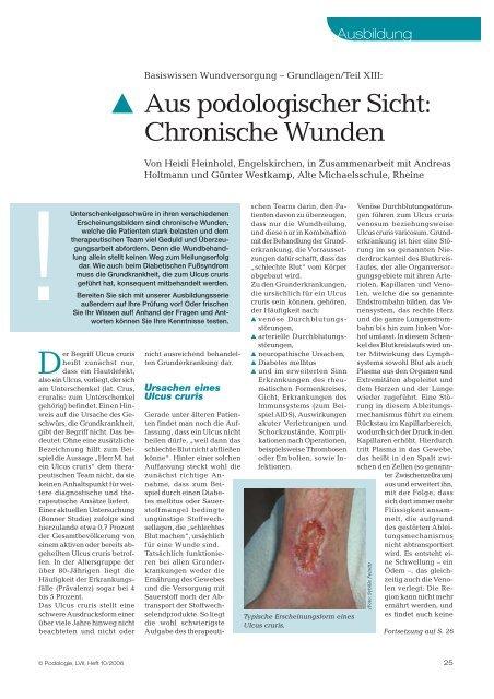 25-34/Ausb-Term_podo 10/06 - Werner Sellmer