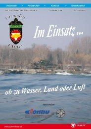 ob zu Wasser, Land oder Luft - Österreichs Bundesheer