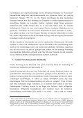 Gender Studies und die Informatik - DiMeB - Universität Bremen - Page 6