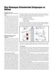 Bina Otomasyon Sistemlerinde Entegrasyon ve BACnet - TTMD