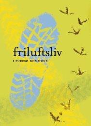 Friluftsliv i Furesø Kommune - pdf, 24 sider - Friluftsrådet