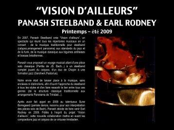 """""""VISION D'AILLEURS"""" - Pan-Jumbie.com"""