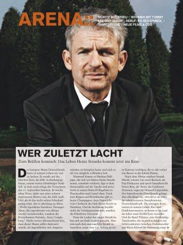 WER ZULETZT LACHT - tobiaspuetzer.de
