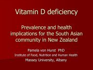 Vitamin D deficiency in South Asians