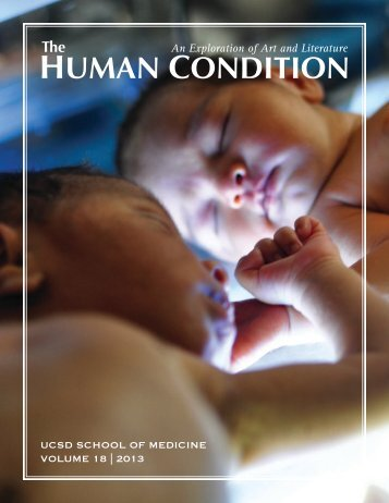 The Human Condition 2013(1).pdf - Division of Medical Education ...