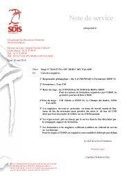 2010-27 FIA SPV Module C DIV Falaise - SDIS14