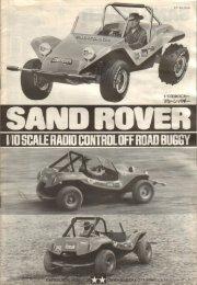 Tamiya Sand Rover Manual - Wheelsacademy.info