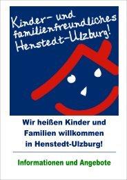 Kinder - Gemeinde Henstedt-Ulzburg