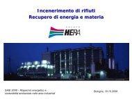 RECUPERO DI MATERIA - Il Gruppo Hera