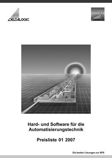 Hard- und Software für die Automatisierungstechnik Preisliste ... - INEE