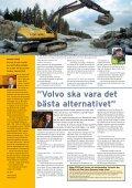 """Den här grävaren gör arbetet enkelt"""" - Swecon - Page 2"""