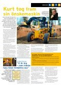 """Den här grävaren gör arbetet enkelt"""" - Swecon - Page 3"""