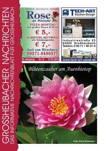 Großheubacher Nachrichten Ausgabe 15-2012 - STOPTEG Print ...