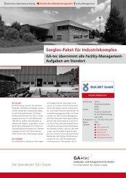 BOA_040110.indd - GA-tec Gebäude