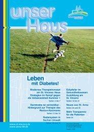 mit Diabetes! - St. Vincenz Krankenhaus Limburg