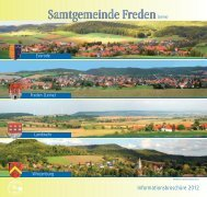 Samtgemeinde Freden (Leine)