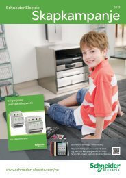 Last ned skapkampanjeavisen 2013 nå! - Schneider Electric