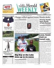 Herald Lake Norman - Carolina Weekly Newspapers