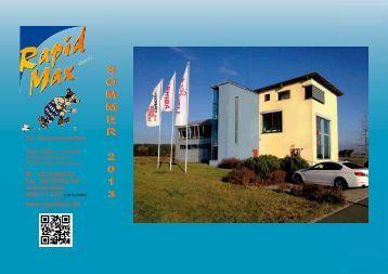 sommer 2 0 1 3 sommer 2 0 1 3 - RapidMax GmbH