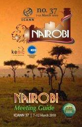 Meeting Guide - Nairobi - Icann