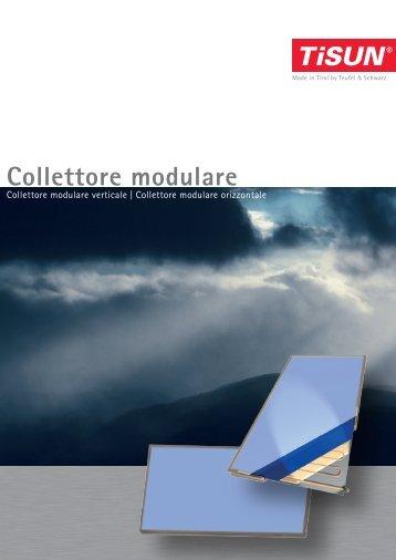 Collettore modulare