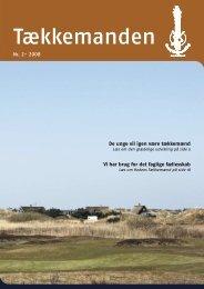 Tækkemanden 2/2008 - Dansk Tækkemandslaug