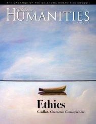 Ethics - Oklahoma Humanities Council